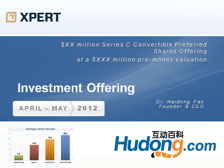 Hudong 1 Hudong Investment 