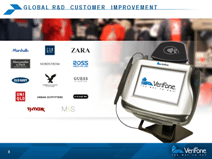 Verifone 31 VeriFone PowerPoint
